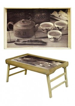 Столик для завтрака Чайная церемония