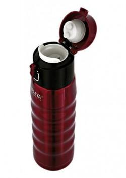 Термос  BubbleSafe красный 0,5 л
