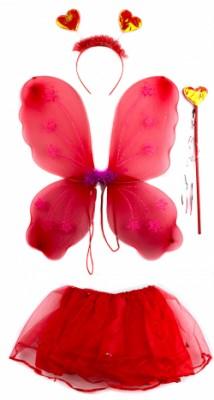 Набор бабочки крылья,юбка,палочка