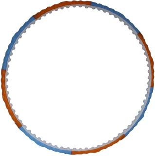 Массажный обруч New Body Health Hoop