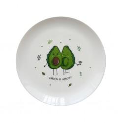 Тарелка Авокадо