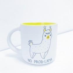 Чашка No Prob-Lama