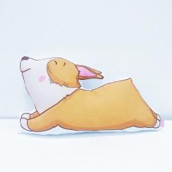 Подушка Корги