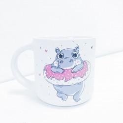 Чашка Donute Worry