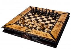 Шахматы Эксклюзивные резные