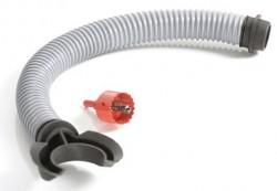 Комплект подключения для емкости для сбора дождевой воды ICAN SET серый
