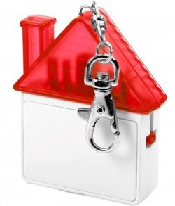 Набор отверток в виде домика красный