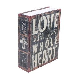 Книга-сейф Love