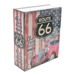 Книга-сейф Трасса 66
