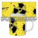 Прикольная чашка Радиация