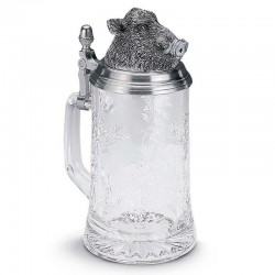 Пивной бокал Кабан