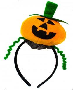 Обруч Halloween Тыква