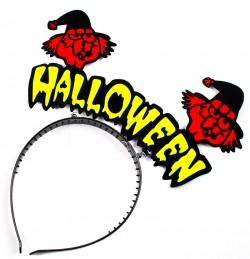 Обруч Halloween ведьмочки