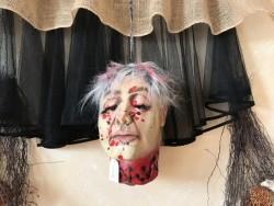 Декоративная Женская голова