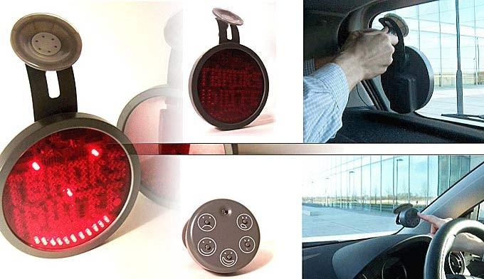 Автокоммуникатор 5 смайликов