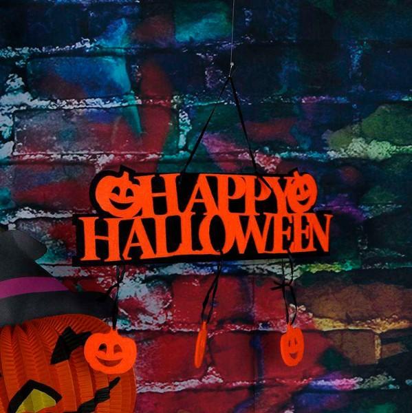 Декор вывеска Хэллоуин