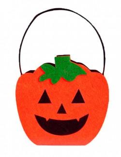 Кашпо для конфет Halloween Тыква