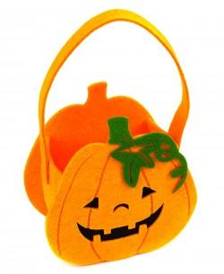 Кашпо для сладостей Halloween Тыквочка