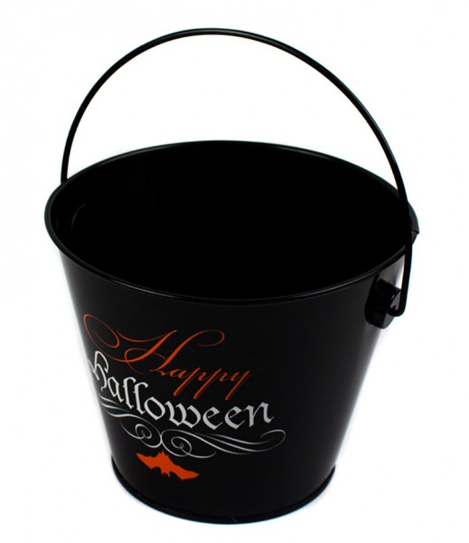 Ведерко Хэллоуин для конфет