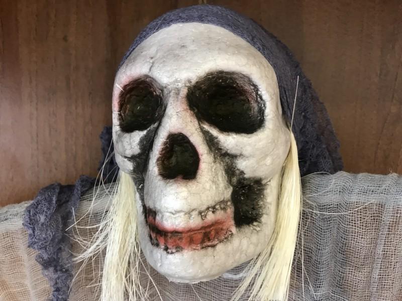 Декор Призрак на Halloween