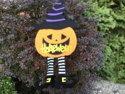 Декоративная подвеска Halloween Тыква