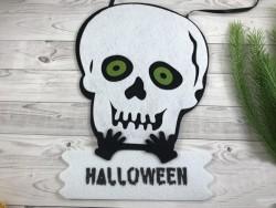 Декоративная подвеска Halloween Череп