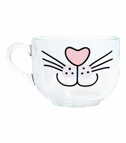 Чашка 07 Cat face