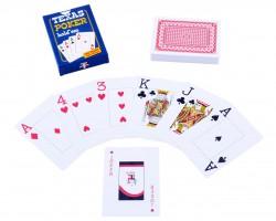 Карты пластиковые Texas Poker