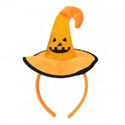 Шляпка на ободке Хэллоуин с Джеком