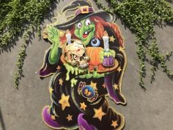 Наклейка Halloween