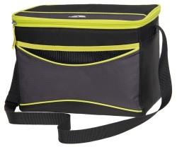 Изотермическая сумка Cool 12, 9 л, цвет лайм