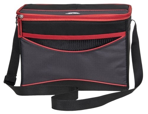 """Изотермическая сумка """"Cool 12"""", 9 л, цвет красный"""