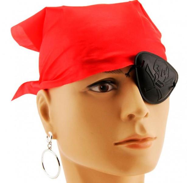 Повязка пирата с банданой