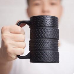 Керамическая чашка Шины