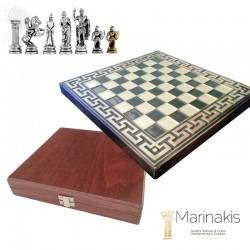 Шахматы Римляне 16х16 см