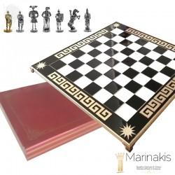 Шахматы Рококо-Средневековая Франция 32х32 см