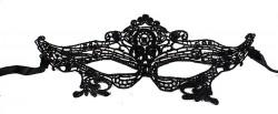 Кружевная маска Герцогиня