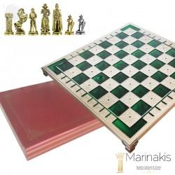 Шахматы Мария Стюарт, Средневековая Англия 32х32 см