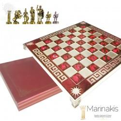 Шахматы Римляне 32х32 см