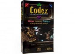 Codex: Стартовый набор Codex: Card-Time Strategy – Starter Set