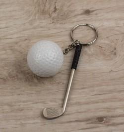 Брелок набор гольф