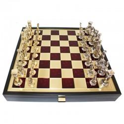 Шахматы Manopoulos Римляне 40х40 см