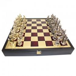 Шахматы Мушкетеры 40х40 см
