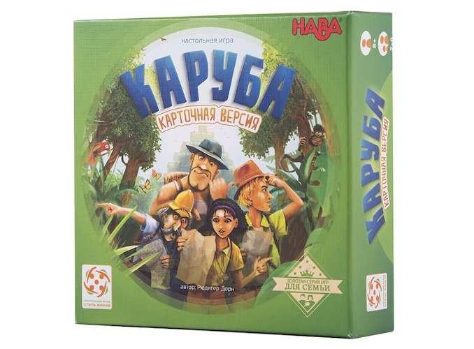 Каруба: Карточная версия Karuba: Das Kartenspiel