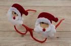 Новогодние очки Санта