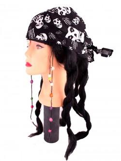 Парик Пирата с дредами