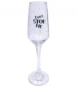 Бокал для шампанского Dont stop me