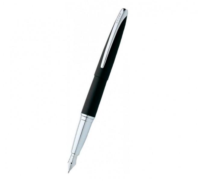 Ручка перьевая Cross ATX черная