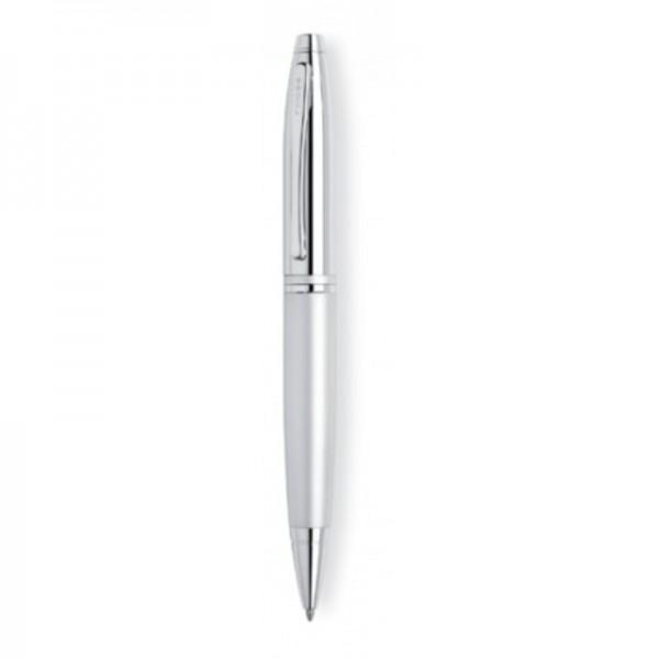 Шариковая ручка Cross Calais Matte Chrome BP