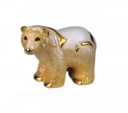 Фигурка De Rosa Rinconada Anniversary Медведь Белый